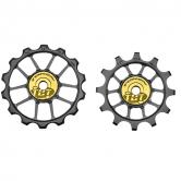 pulley hjul-token-all-1724xs/AXS-alu-sort-12/14-tbt