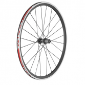 hjul-token-road-700c/b-ec30a-cl-alu-sort/sølv-Q3-alu-sort-fl-alm