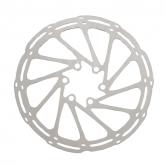 bremseskive-prg-mtb-pbr07/oem-160mm-6hul-rf/stål-sølv