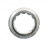 låsering-token-mtb/road-042-shimano-12-alu-sølv