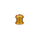 "styrfit-token-all-116-u/g-1 1/8""-guld-1 1/8""-alm-alu"