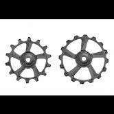 pulley hjul-token-mtb-1746mx-alu-pvd/black-14/16-alm