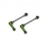 QR-token-mtb-2351-firk-alu-grøn-9mm-titan-r-100/135mm
