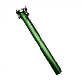 sadelpind-token-mtb/road-919-alu-grøn-31,6-350mm-straight