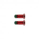 bolt-token-mtb/road-514-pulley-alu-rød-5x14mm