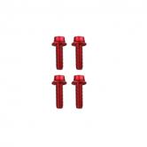 bolt-token-mtb/road-516-dunk-alu-rød-5x16mm