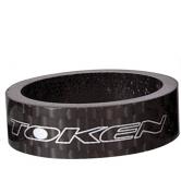 spacer-token-all-3505-carbon/3-5mm-glat-1 1/8-sort