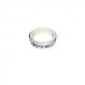 spacer-token-all-3510-carbon/3-10mm-glat-1 1/8-sølv
